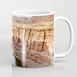 on top of the canyonland Coffee Mug