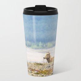 Little Boy Blue Metal Travel Mug