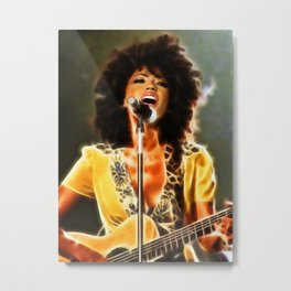 Andy Allo Metal Print