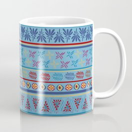 Bohemian Girl Coffee Mug