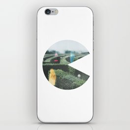 Sir, We Are Hunting Ghosts iPhone Skin