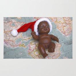 Christmas baby Rug
