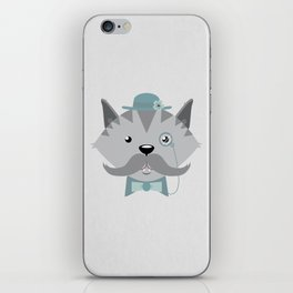 Mr. Pipsey iPhone Skin