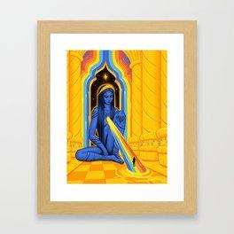 Anima Framed Art Print