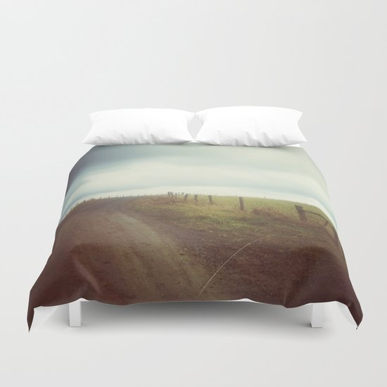 The Coming Storm Duvet Cover
