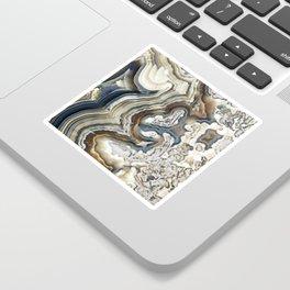 Blue Agate Sticker