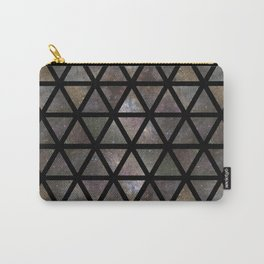 TRIANGLE GALAXY REPETITION Carry-All Pouch