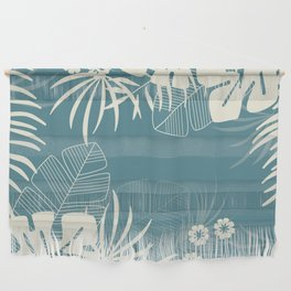 Tropical pattern 047 Wall Hanging