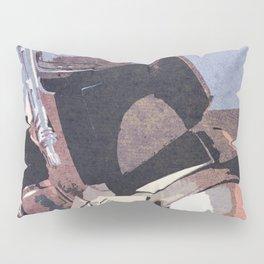 Bobba Fett | The Bounty Hunter | Star War Art Pillow Sham