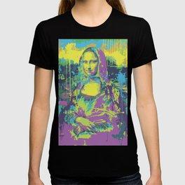 Mona Lisa Pop Art T-shirt