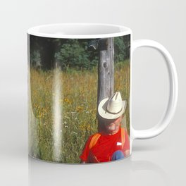 Wyoming Time Out Coffee Mug