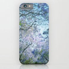 Jacaranda Canopy iPhone 6s Slim Case