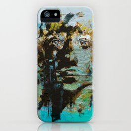 The Human Race 5 iPhone Case