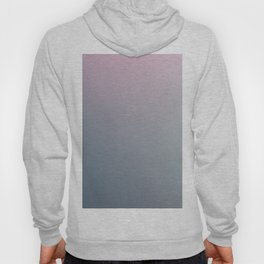 WATER WALL - Minimal Plain Soft Mood Color Blend Prints Hoody
