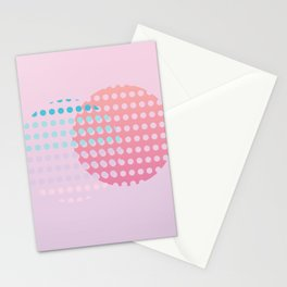 Holographic dream Stationery Cards