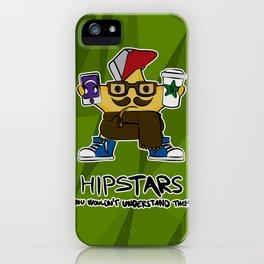 hip STAR iPhone Case