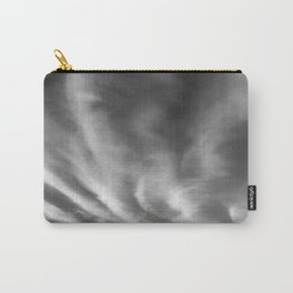 Higher Power b&w Carry-All Pouch