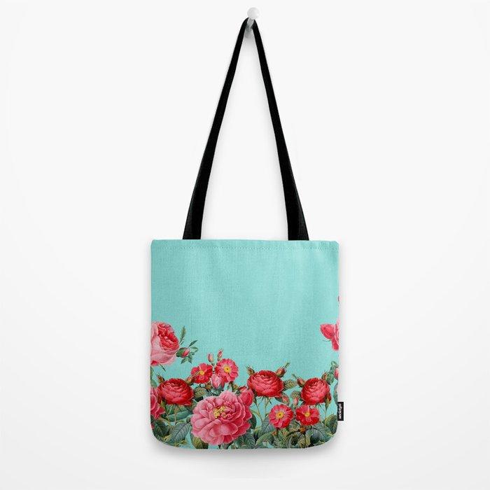 Fab Floral Tote Bag