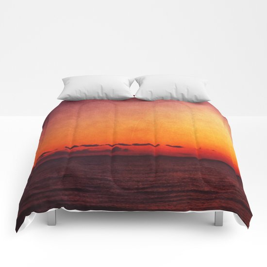 In All My Days, I Still Loved You Comforters