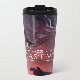 The Last Witch Metal Travel Mug