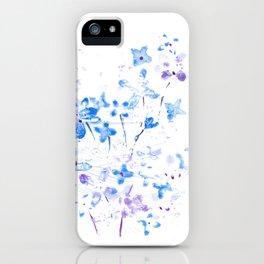 Mini Impressions: BLUETS iPhone Case