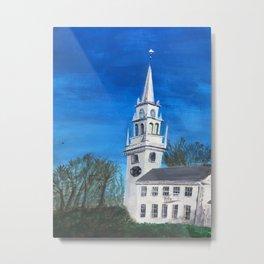 Trinity Church Metal Print