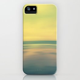 Soothing Sunset  iPhone Case
