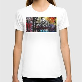 Alley Colors T-shirt