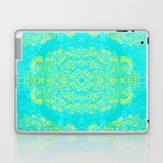 Thinking - 2 colour zest Laptop & iPad Skin
