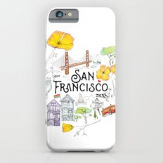San Francisco Slim Case iPhone 6