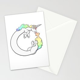 Uniroboros Stationery Cards