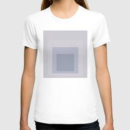 Block Colors - Grey T-shirt
