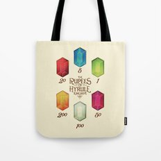 Legend of Zelda - Tingle's The Rupees of Hyrule Kingdom Tote Bag