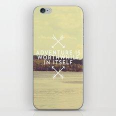 Worthwhile iPhone & iPod Skin