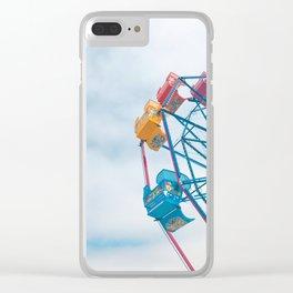 Ferris Wheel Fun on Balboa Island Clear iPhone Case