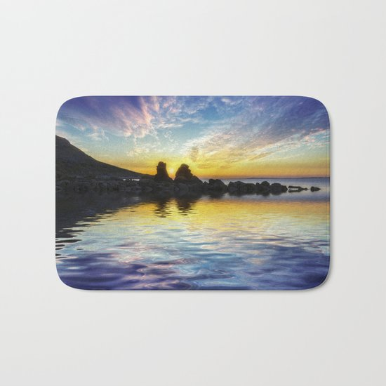 Total Peace Bath Mat