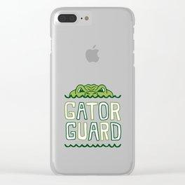 Gator Guard Clear iPhone Case