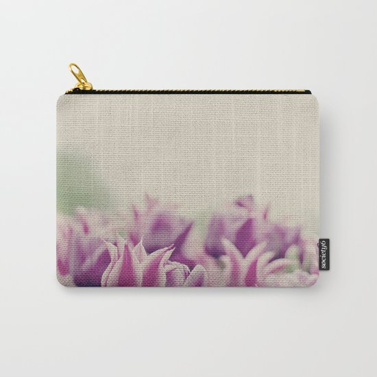 Tulips II Carry-All Pouch