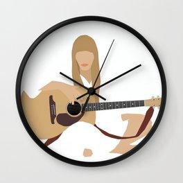 Joni Wall Clock