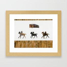 Marco Polo Framed Art Print