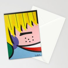 Little Blondie - Paint Stationery Cards