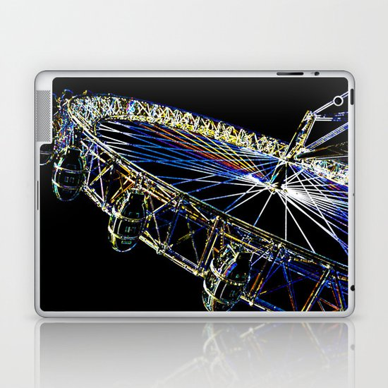 The London Eye Art Laptop & iPad Skin