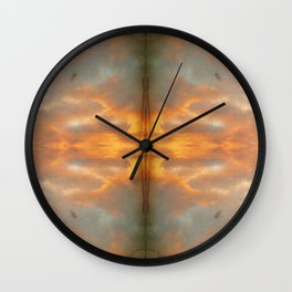 Almost Missed It Wall Clock
