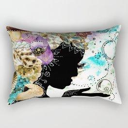 Sea Child Rectangular Pillow