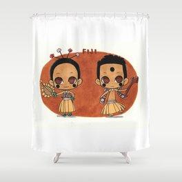 Fiji Shower Curtain