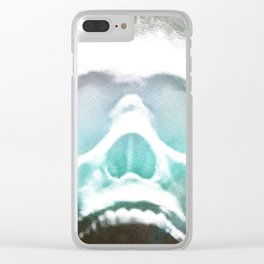 Floating/Disperse Clear iPhone Case