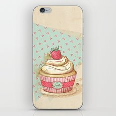 my Vintage Cupcake iPhone & iPod Skin