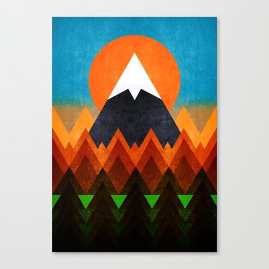 Big Mountain XCI Canvas Print