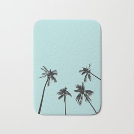 Palm trees 5 Bath Mat
