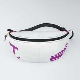 Coincidence I Think Not Pi Day Funny Pie Style Fanny Pack